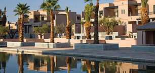 La piscine du Four Seasons Resort Marrakech