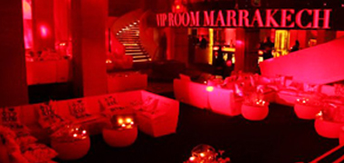 VIP ROOM Marrakech